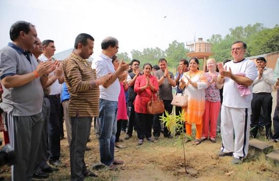 CMD  NSIC Launches Harit Saptah