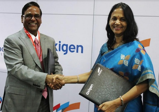IndiaFirst Life Insurance and Oxigen Services to Create Pan India Network to Offer Insurance Products using Oxigen Micro ATM