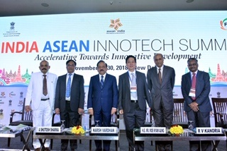 India, ASEAN members in S&T and innovation to address economic and social challenges