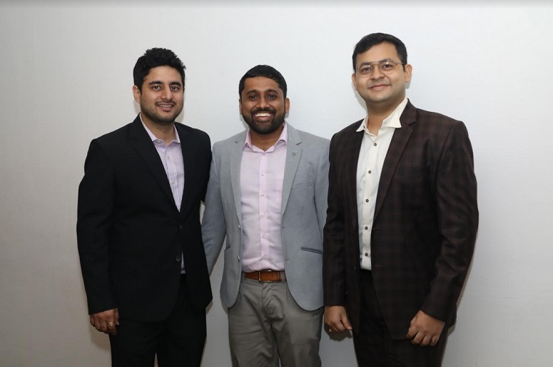 Bizongo L-R - Ankit Tomar - Co-founder and Chief Technology Officer, Sachin Agarwal - Co-founder and Chief Operating Officer and Aniket Deb - Co-founder and Chief Executive Officer
