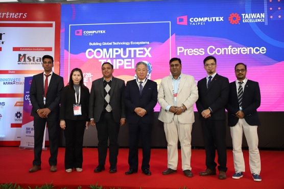 COMPUTEX 2019 and Taiwan Excellence at Convergence India