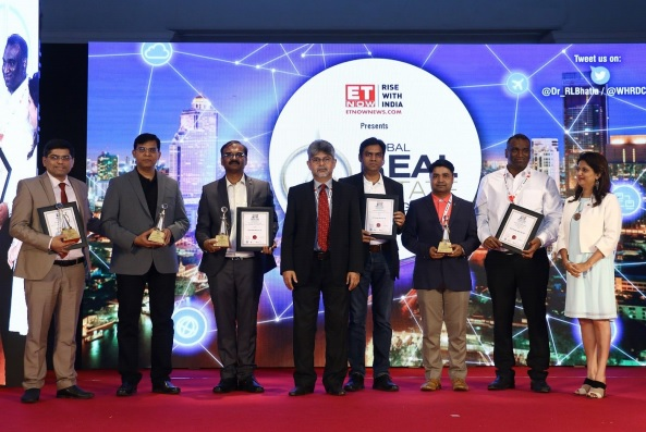 OCS India Scoops Five Awards at the ETNOW Facilities Management Awards 2019