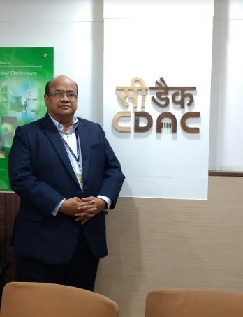 Dr. Hemant Darbari, Director General, C-DAC