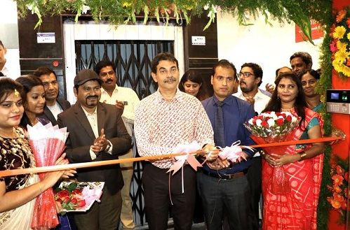 Mr. Jayesh Ranjan Principal Secretary IT & Industries, Telangana inaugurating Arena Animation Medhipatnam, Hyderabad, Telangana