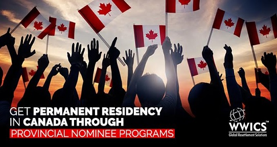 WWICS - Provincial Nominee Program