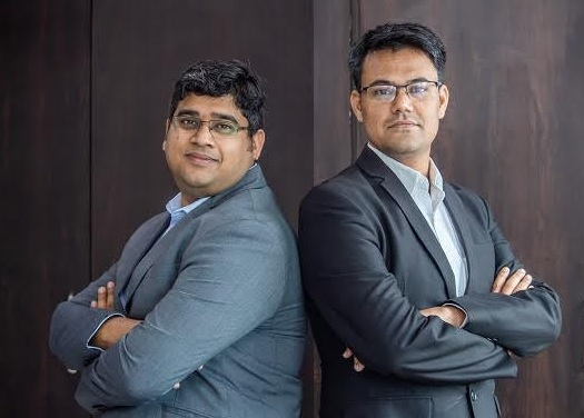 Varun Jain, Founder CEO and Ravi Kumar, Founder COO, Upcurve Business Services Pvt. Ltd. (udChalo)