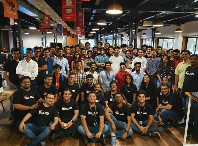 Tech Enthusiasts and Micro-Influencers at Digit SQUAD Tech Day
