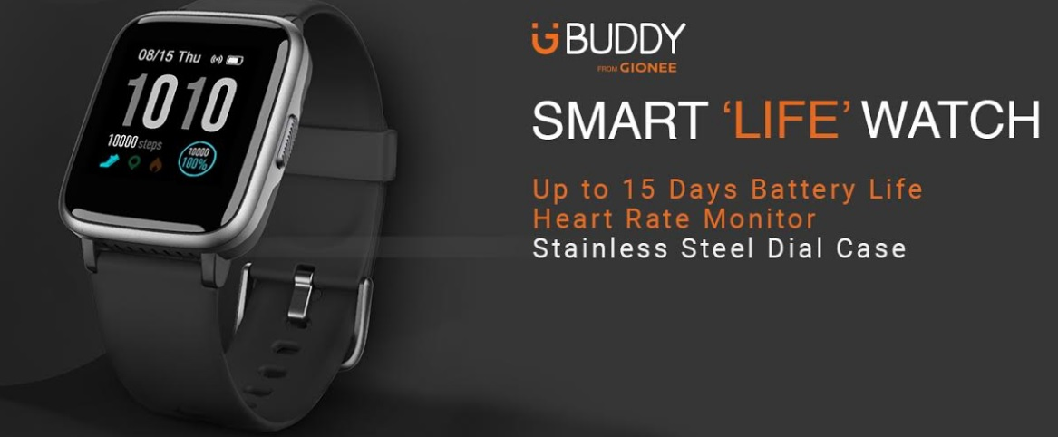 G Buddy Smartwatch