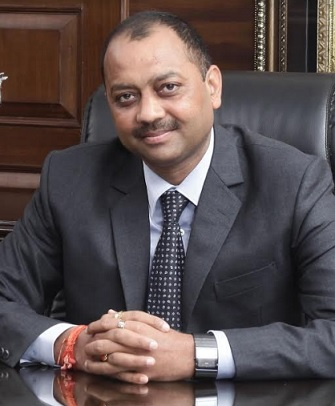 Dr. Sudhir Giri, Chairman of Saraswati Medical College