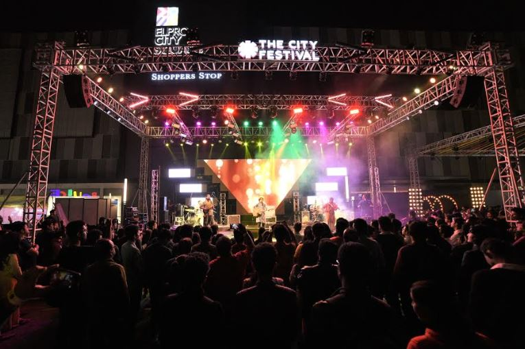 'The City Festival' at Elpro City Square mall