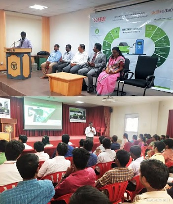 CADD Centre Launches Courses in Electric Vehicles Technology