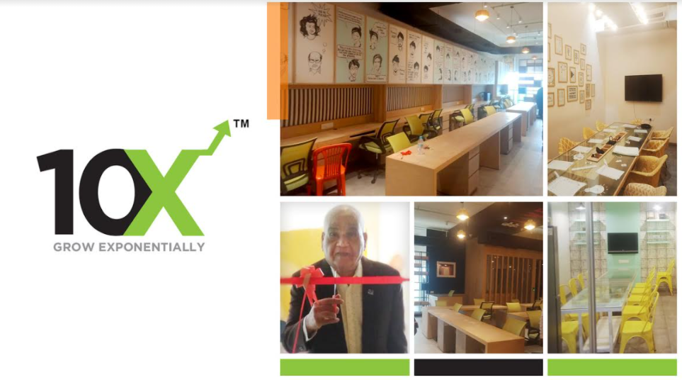 3EA Partnered 10X Co-Working Launches in Mumbai