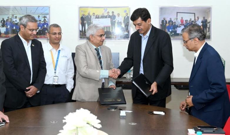 MIT-WPU's School of Engineering Collaborates with TCS
