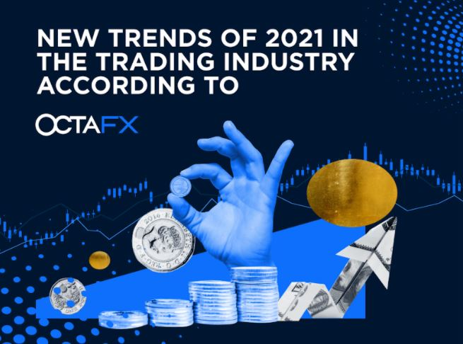 OctaFX Releases New Trends of 2021 in the Trading Industry