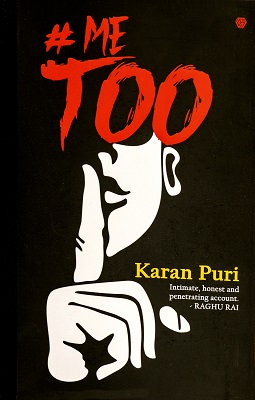 Renowned Author, Karan Puri Launches his Second Book #Me Too
