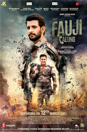 Fauji Calling to Release in Theatres on the 12th of March 2021