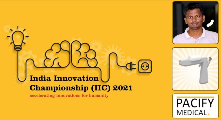 Chitkara University Invests in the 'Med-tech Start-up' Incubated at SINE IIT Bombay in the Grand-finale of IIC