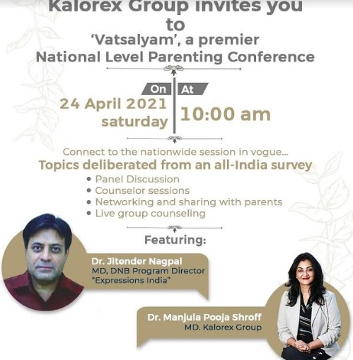 Kalorex Group to Host National Parenting Conference