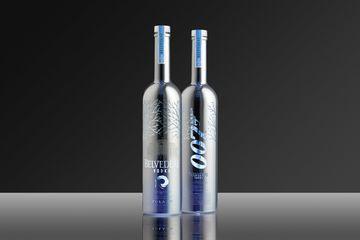 Belvedere Vodka - 007 - Silver Saber