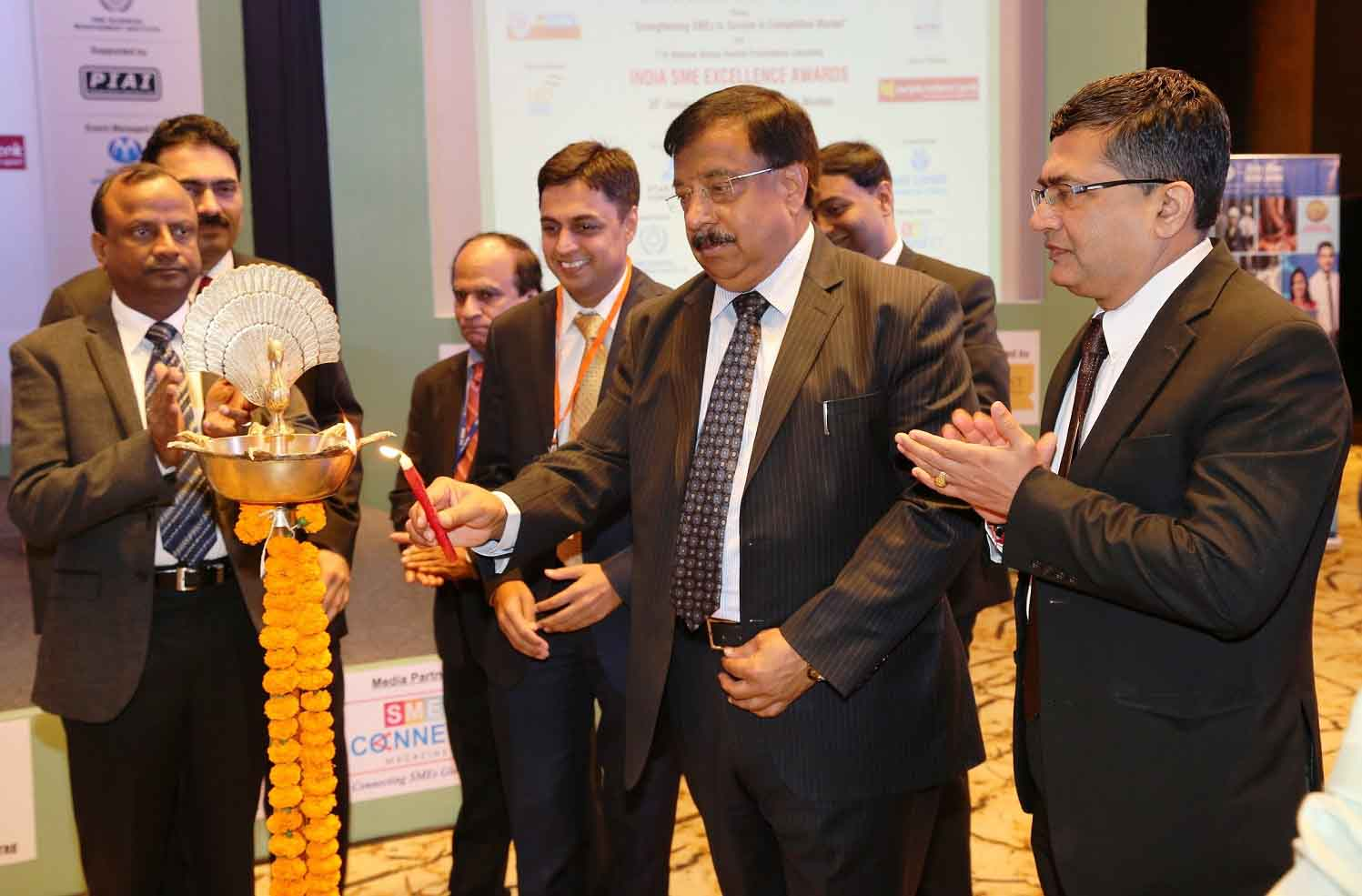Dena Bank inaugurated  the 4th INDIA SME Banking Conclave