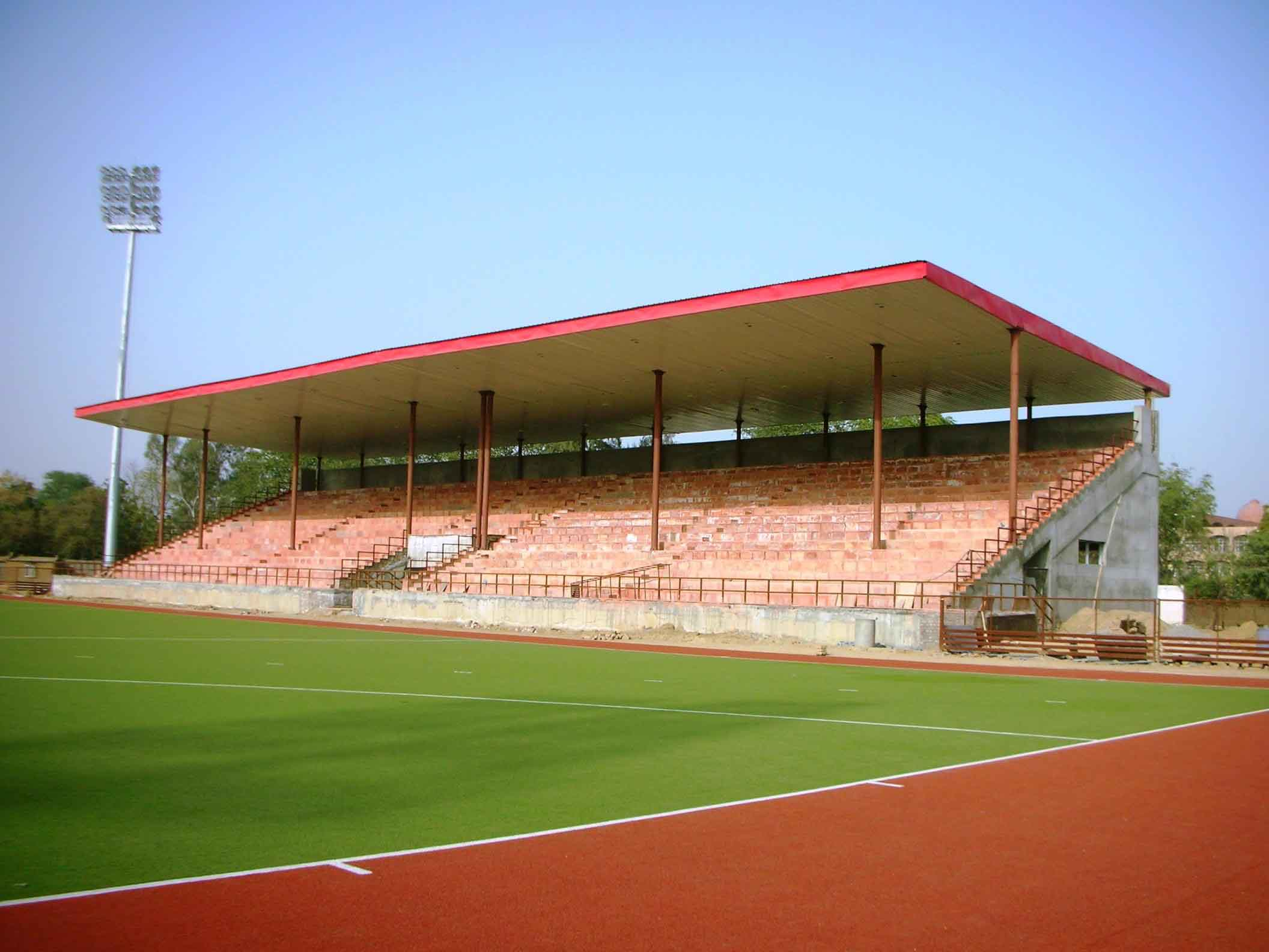 Hockey stadium at Bathinda