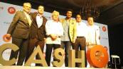 Film Star Arjun Kapoor at the Launch of CASHe