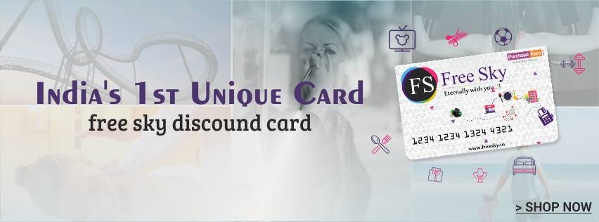 Freesky Discount Card