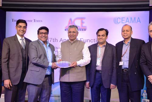 CEAMA's 37th Annual function, held in New Delhi