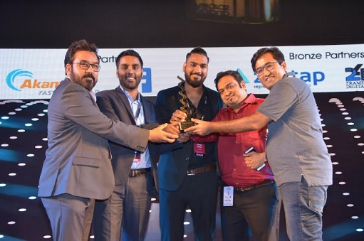 WittyFeed Bags Two Awards at the First  Digipub Awards for Online Publishers