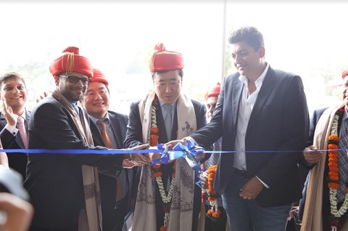 Hyundai Expand Sits Network in Pune