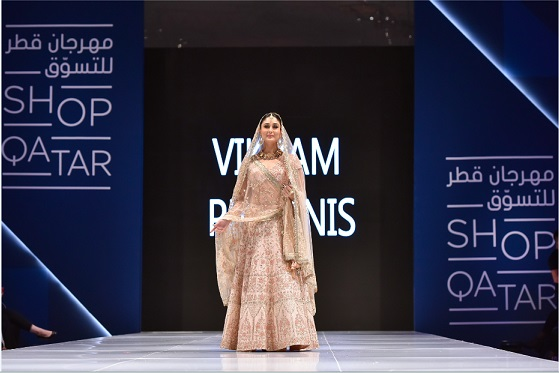 Kareena Kapoor at Shop Qatar 2018 Bollywood Week