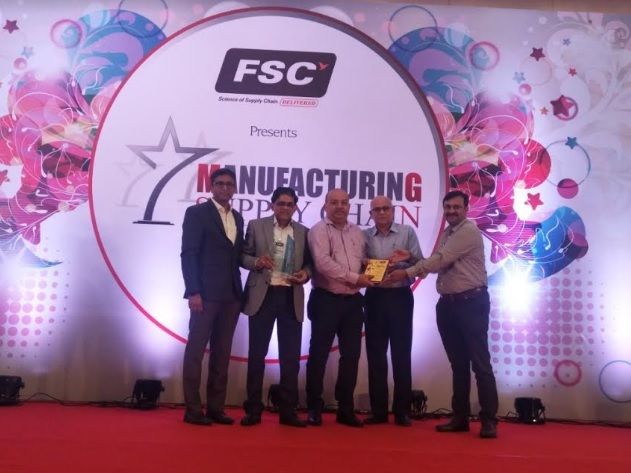 Nuvoco Wins the Best in Class Continuous Improvement Award at the 7th MSC Awards 2018