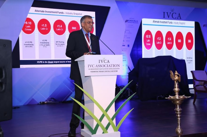 Mr. Gopal Srinivasan, Chairman TVS  capital and IVCA