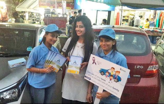 ATMA Reaches out to Women with Message of Tyre Safety