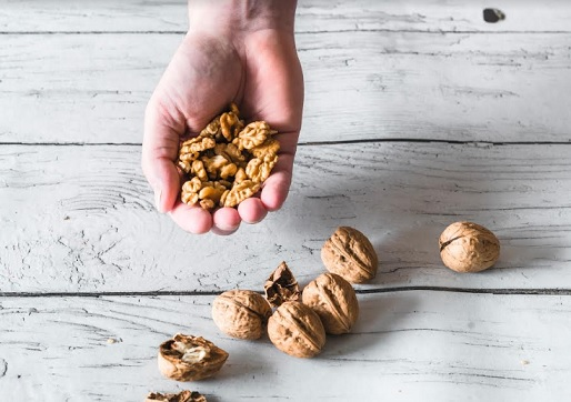 California Walnuts are the Way to go this International Yoga Day