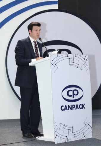 Peter Giorgi, Owner and Chairman of the Supervisory Board of CANPACK Group