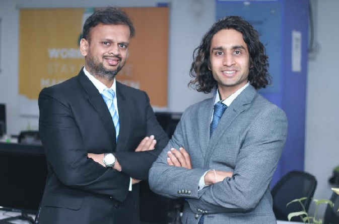 Mr. Amit Gupta, Co-founder & CEO and Mr. Parth Nyati, Co-founder & COO, TradingBells