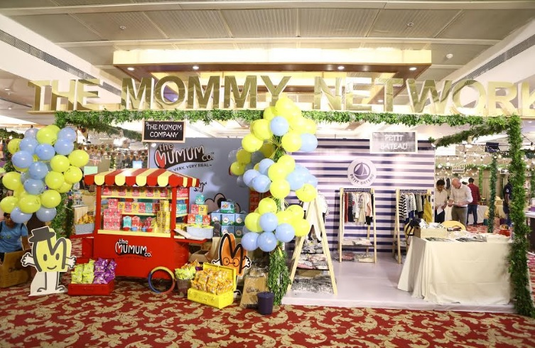 The Mommy Network Pop-up
