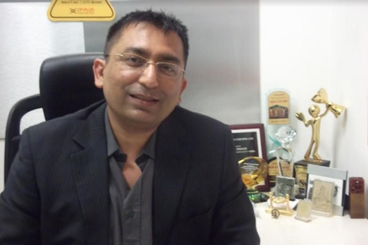 Mr. Yogesh Dutt, Chief Operation Officer, CP PLUS