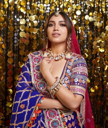 Bhumi Pednekar in ASAL by Abu Sandeep The Bridal Collection and Motisons Jewellers