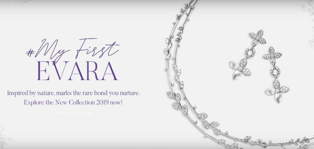 Platinum Evara launches '#MyFirstEvara' - A new collection inspired by nature