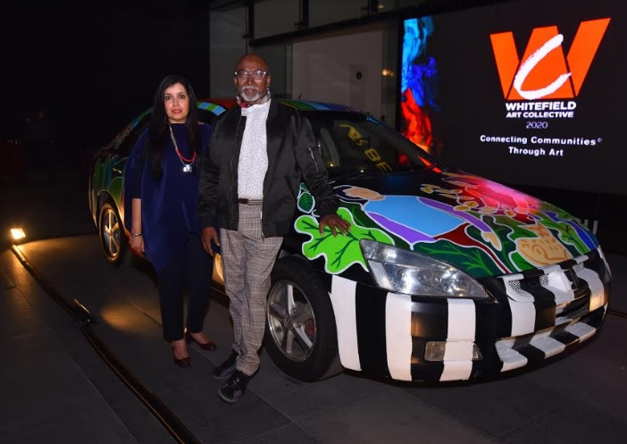 Fifth Annual Whitefield Art Collective Inaugurated 1