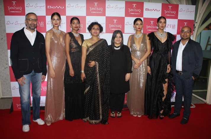 Tanishq Launches Red Carpet Collection in Mumbai