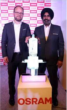 Global Market Leader in Automotive Lighting OSRAM Unveils High Performance Automotive Lighting Product Range Customized for India Market