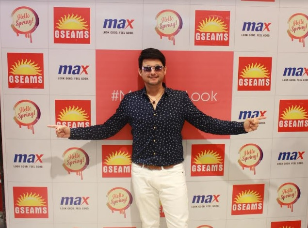 Max Fashion Unveils its Spring 2018 Collection with Swwapnil Joshi
